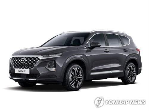 '싼타페' 국내첫 베스트셀링 1위 SUV 오를까… 첫 10만대 클럽도 도전